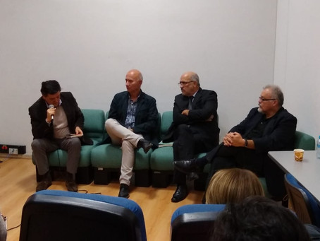 Conversatorio Humanismo y Salud.