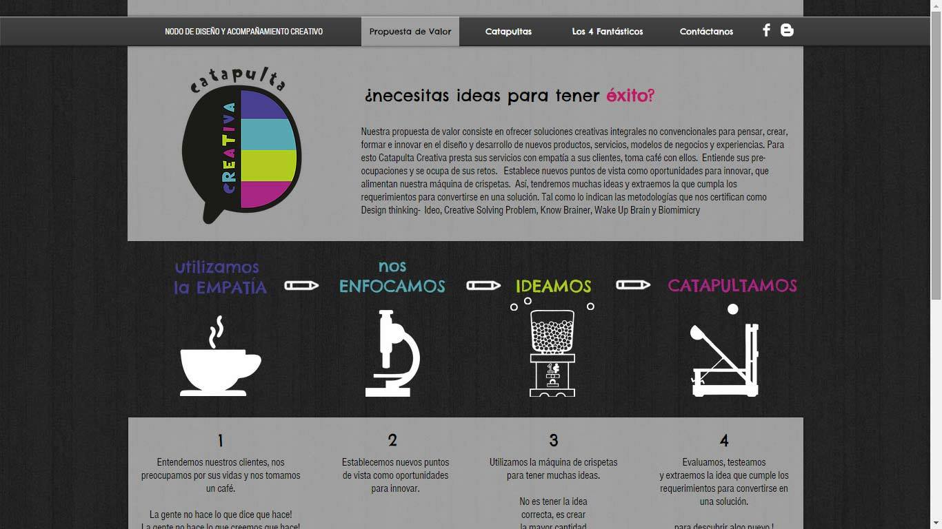 CATAPULTA CREATIVA - COLOMBIA