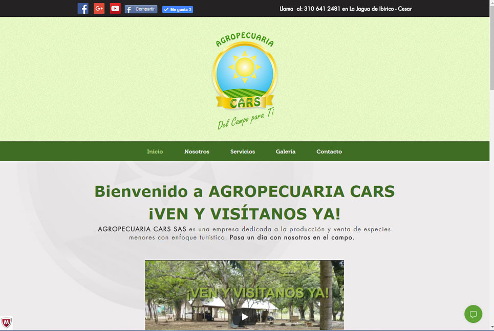 AGROPECUARIA CARS