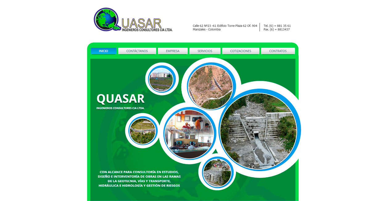 QUASAR | COLOMBIA