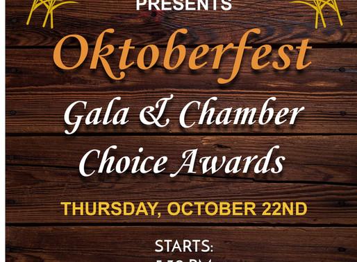 Chamber Gala and Chamber Choice Awards Celebration