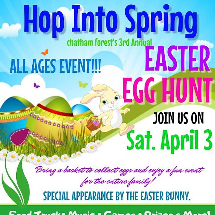 Spring Event & Easter Egg Hunt