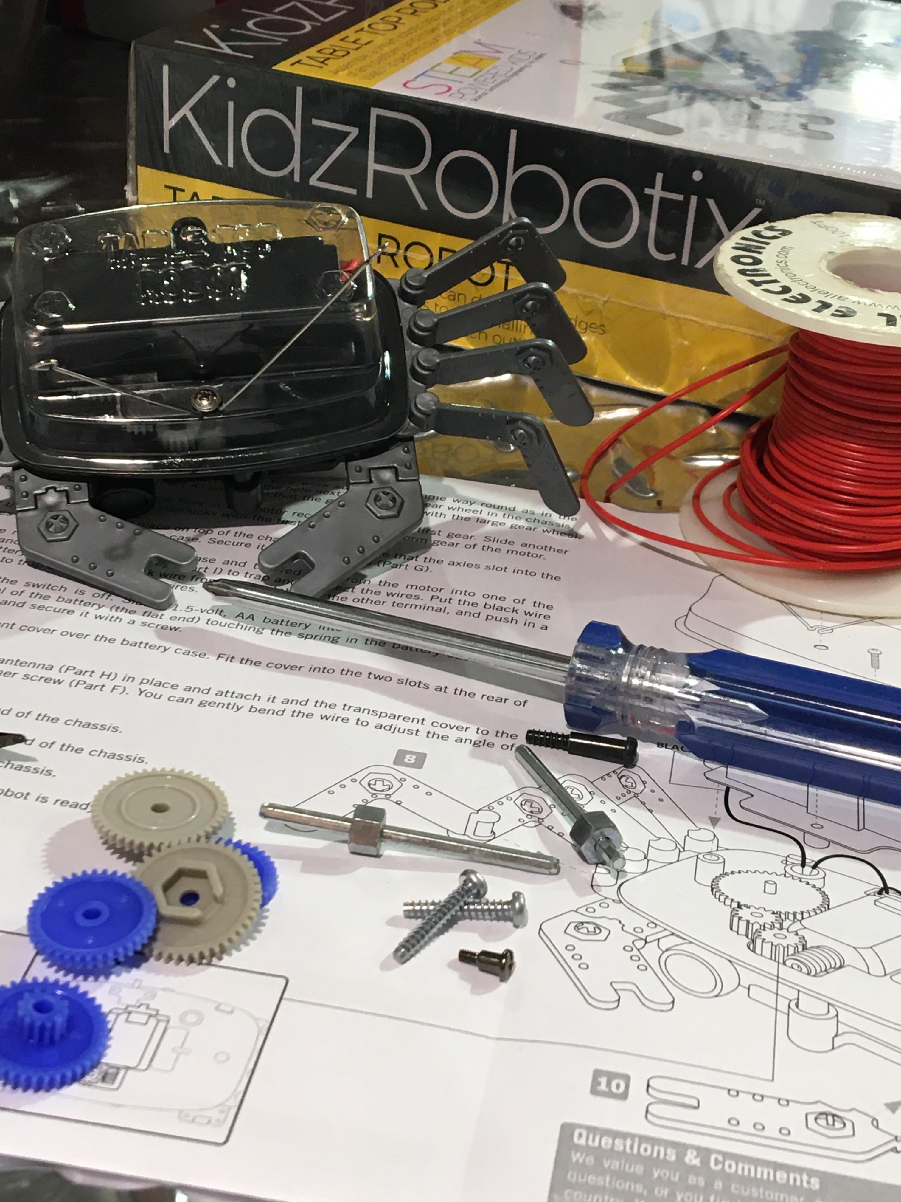 Robot Builder Workshop