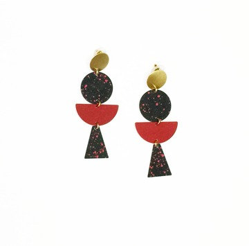 TAYLA EARRINGS (Click for additional colors)