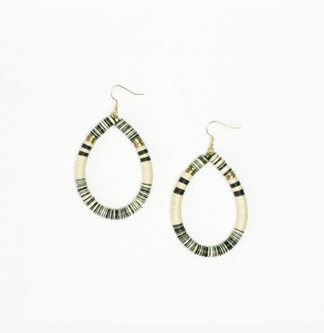 ZVI EARRINGS (Click for additional colors)