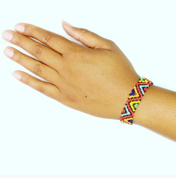 Tribal Bracelets  (Click for additional colors)