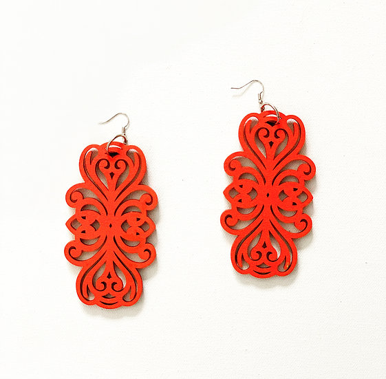 ADINKA EARRINGS (Click for additional colors)