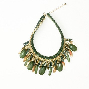 NISHATI NECKLACE (Click for additional colors)