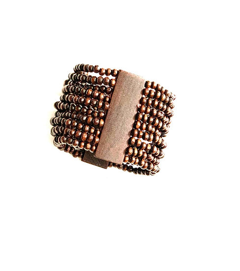 BEADED CUFF  (Click for additional colors)
