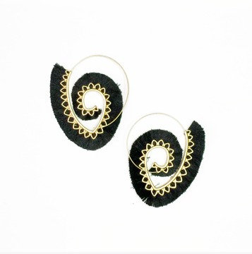 ZENECHKA EARRINGS (Click for additional colors)
