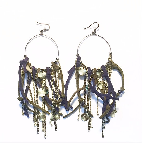 BISA EARRINGS (Click for additional colors)