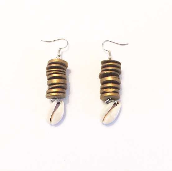 FEECHI EARRINGS (Click for additional styles)