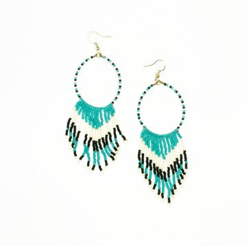OLUFEMI EARRINGS (Click for additional colors)