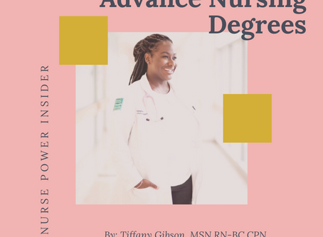 The Other Advance Nursing Degree