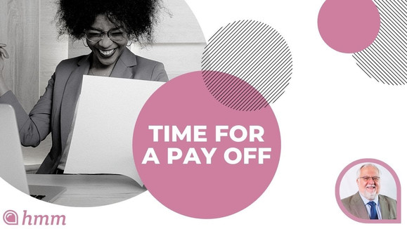 June 15th | Time For A Pay Off | Solo Start Up | Clear & Simple Financial Calendar