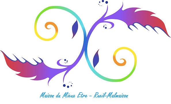 Logo Maison Du Mieux Être avec mention.
