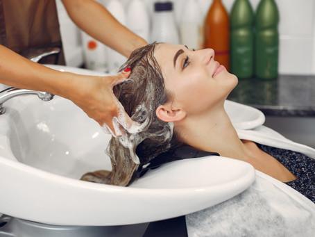 Shampoo transparente ou shampoo perolado?