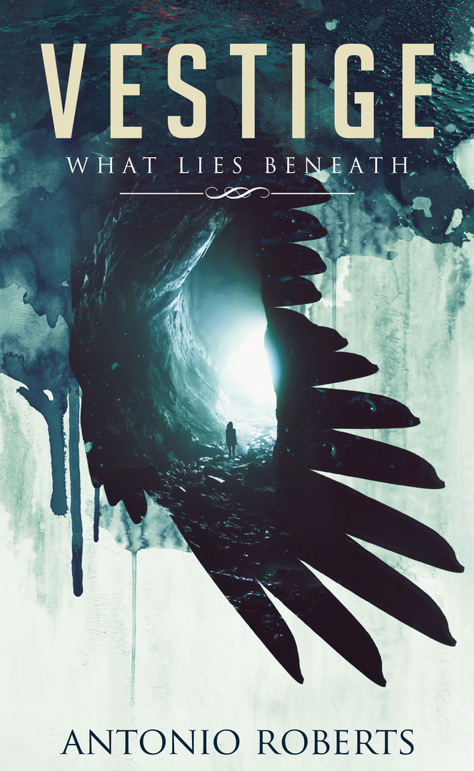 Vestige: What Lies Beneath by Antonio Roberts