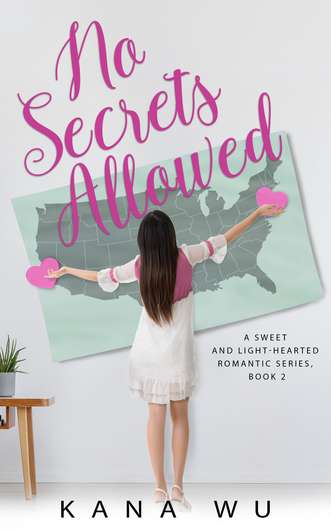 No Secrets Allowed by Kana Wu