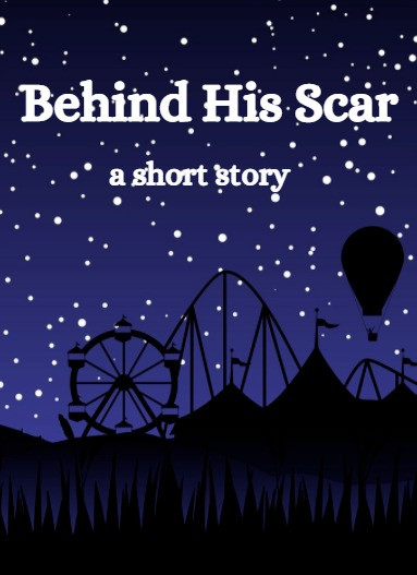 Behind His Scar by Kana Wu