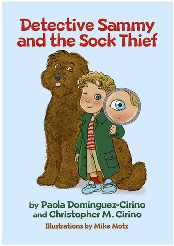 Detective Sammy and the Sock Thief
