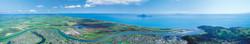 Whakatane panorama