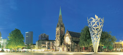Christchurch Cathedral Square