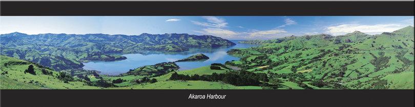Akaroa Harbour magnet