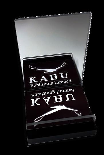 Kahu-Phone-stand-mirror-Kahu-logo-800px.