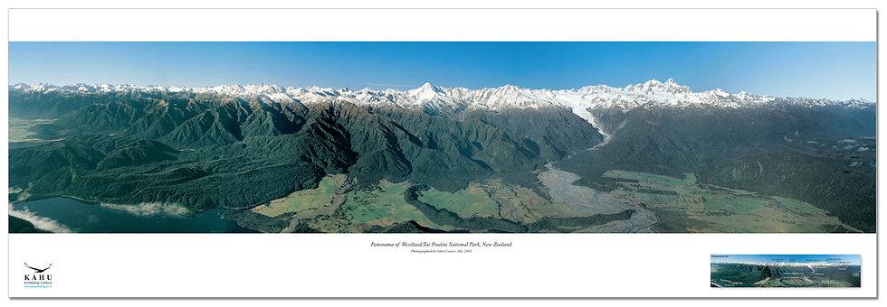 Westland/ Tai Poutini National Park poster
