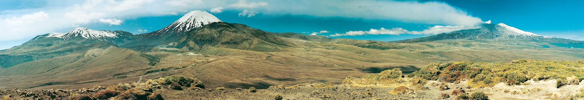 Tongario N. Park panorama (summer)