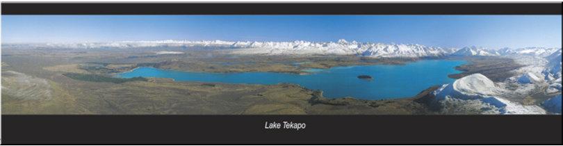Lake Tekapo magnet