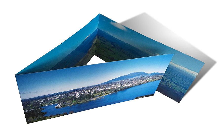 Lake Taupo card