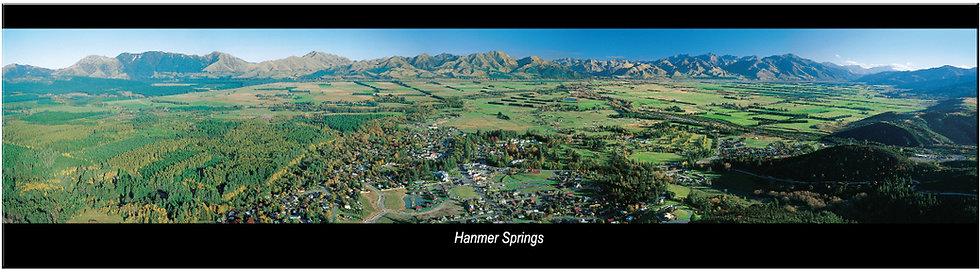 Hanmer Springs magnet