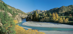 Waiau Ferry Bridge, Hanmer Springs