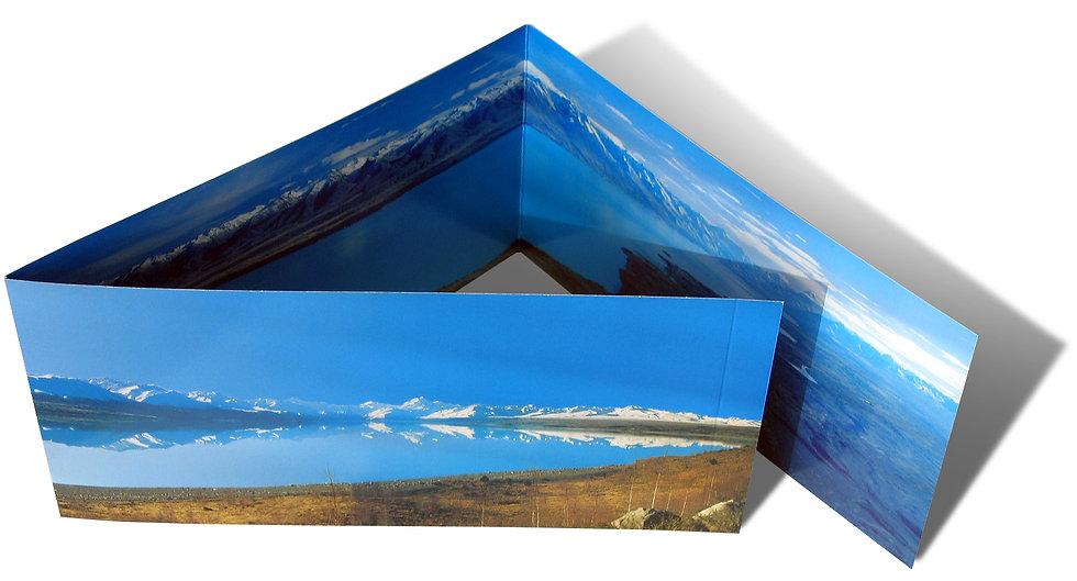 Lake Pukaki card