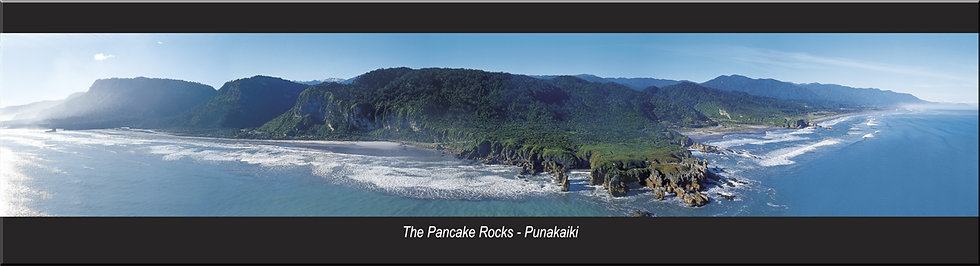 The Pancake Rocks - Punakaiki magnet