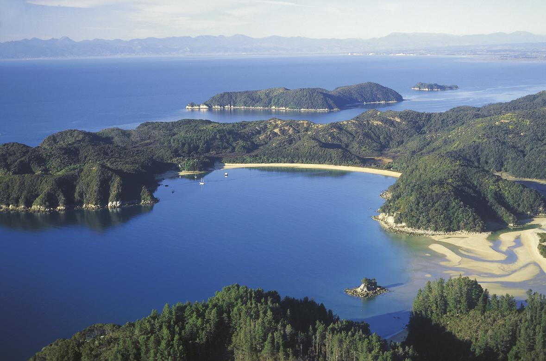 The Anchorage, Abel Tasman