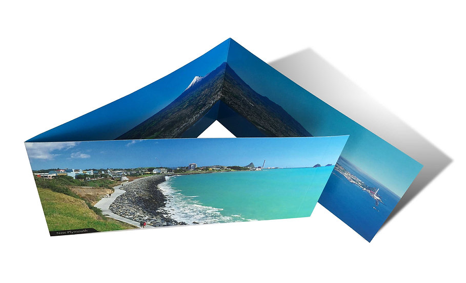 New Plymouth card
