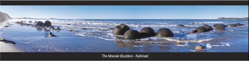 The Moeraki Boulders magnet
