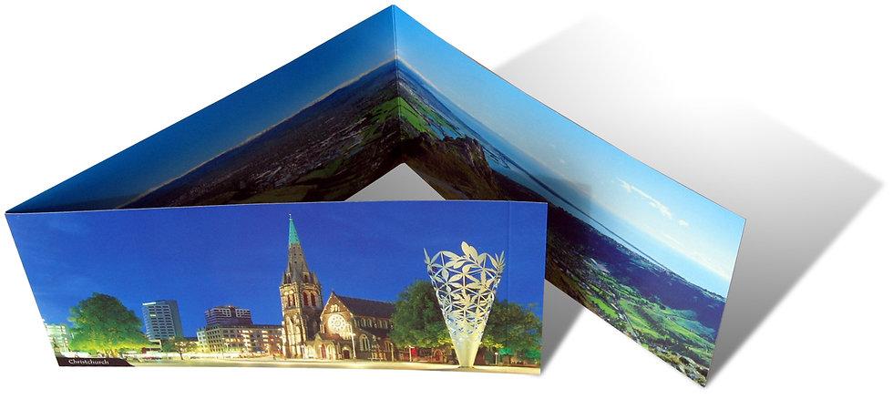 Christchurch & Canterbury card