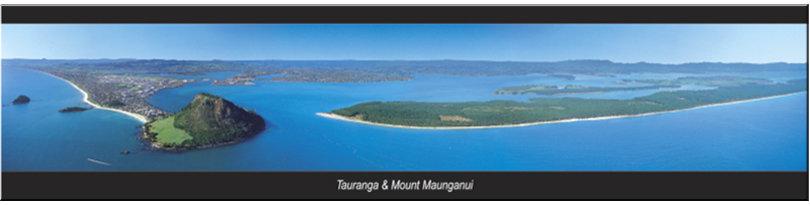 Tauranga & Mount Maunganui magnet
