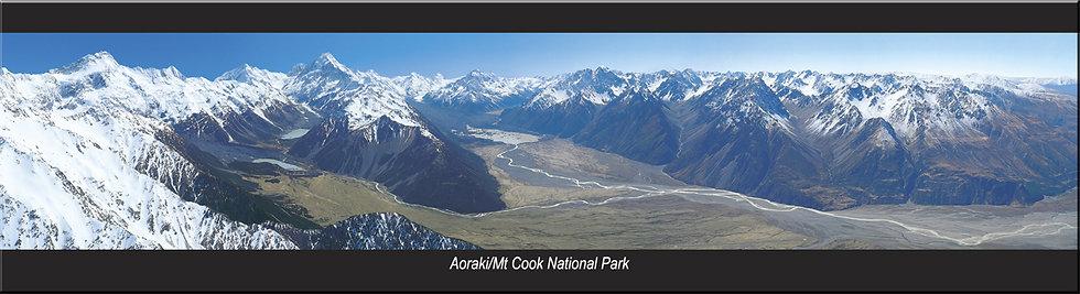 Aoraki/Mt Cook magnet
