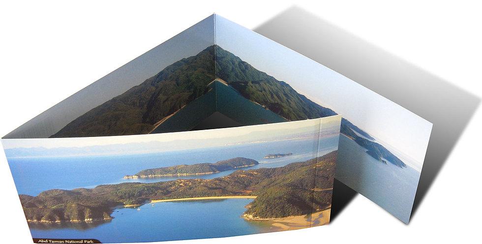 Abel Tasman National Park card