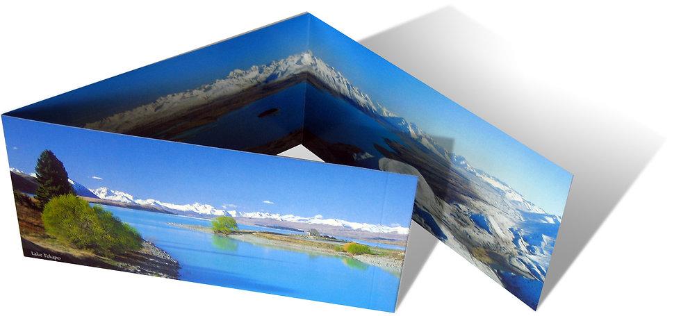 Lake Tekapo card