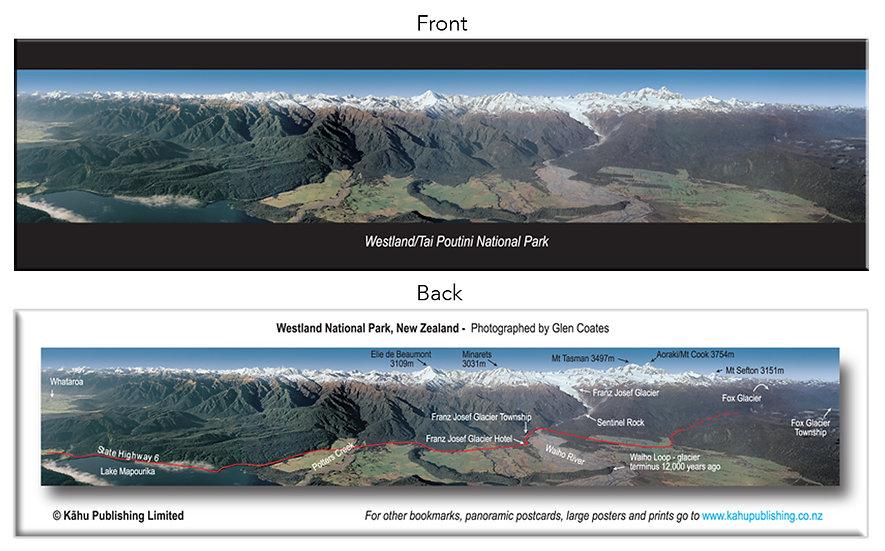 Westland/ Tai Poutini National Park bookmark