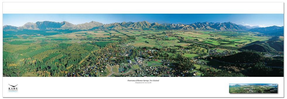 Hamner Springs poster