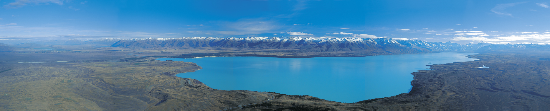 Lake Pukaki panorma