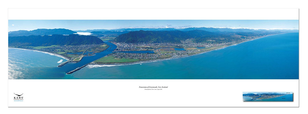 Greymouth poster