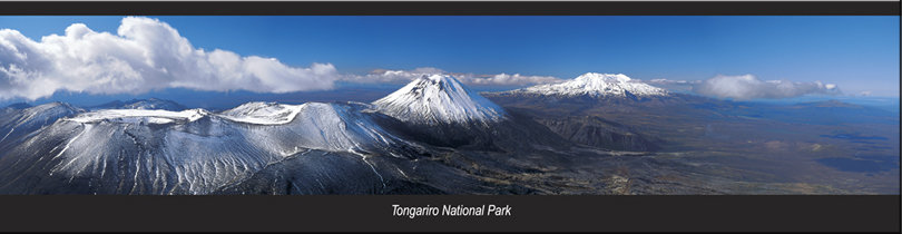 Tongariro National Park magnet